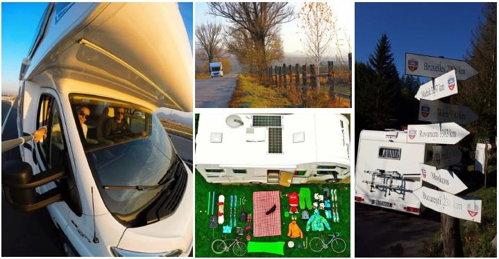 Nomad Caravan