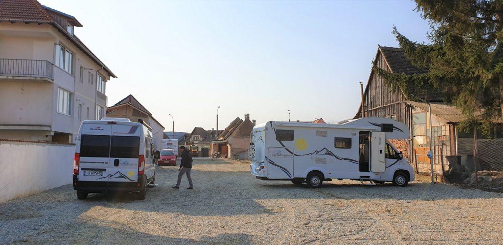 Camping in Sibiu