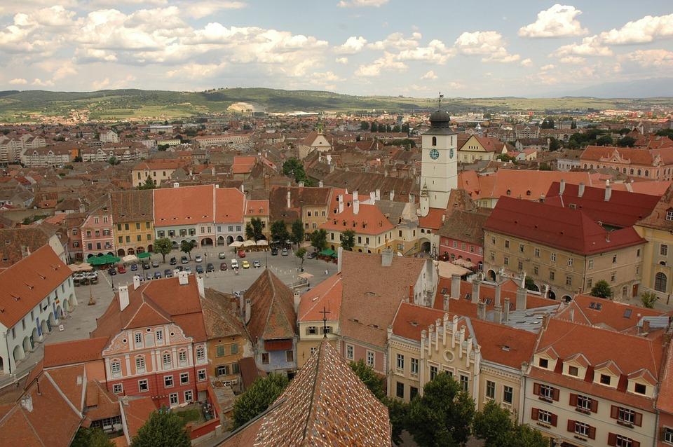 Sibiu - Nomad Camping Sibiu